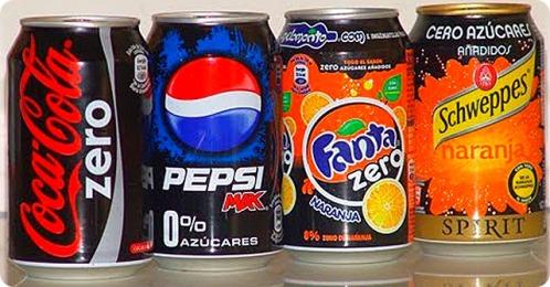 refrescos dietéticos y diabetes